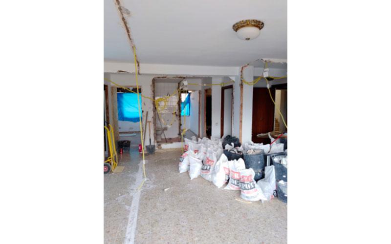 reforma de piso sevilla adolfo suarez