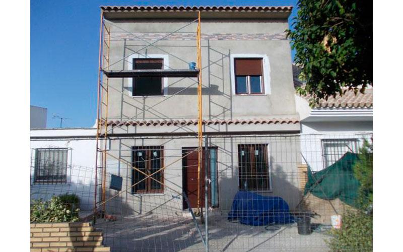 reforma fachadas en sevilla