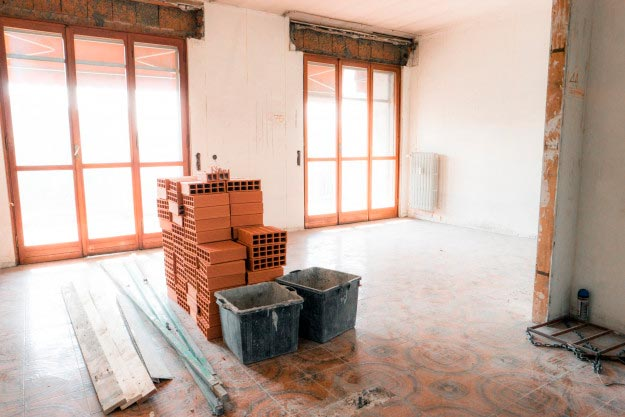 Trucos para reformar una vivienda antigua